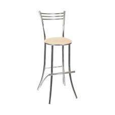 Барный стул трио к/з красный лидер 1