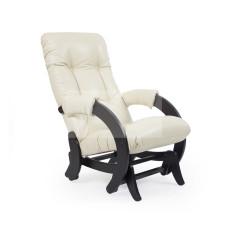 Кресло-глайдер Модель 68 (Венге/Polaris Beige) Бежевый