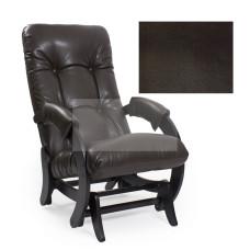 Кресло-глайдер Модель 68 (Венге/Or.Perlam 120) Коричневый