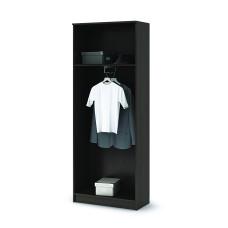 Машенька ШК 203 Шкаф со штангой (Ясень шимо темный/Ясень шимо светлый)