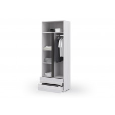 Валенсия ШК 011 Шкаф 2х дверный с ящиками (Дуб Анкор светлый)