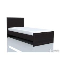 НМ-014.42 Кровать Браво 900 (Венге)
