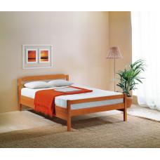 Кровать Новь 900 мм (Вишня)