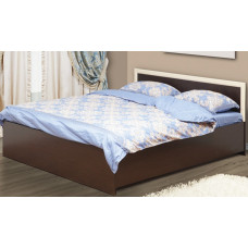 Кровать двойная 21.53 (с откидным механизмом) 1600 (Венге/Дуб линдберг)