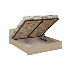 Кровать двойная 21.53 (с откидным механизмом) 1600 (Дуб Сонома/Дуб Сонома) Новинка