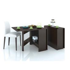 НМ-040.32 Стол - книжка (Венге)