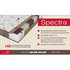 Terapia Spectra 1400х2000, матрас